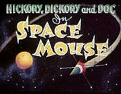Space Mouse Cartoon Picture