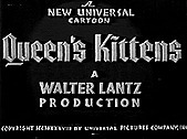 Queen's Kittens The Cartoon Pictures