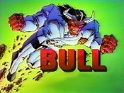 Bull Cartoon Picture