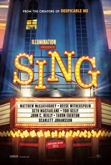 Sing Cartoon Picture