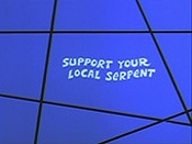 Support Your Local Serpent Pictures Of Cartoon Characters