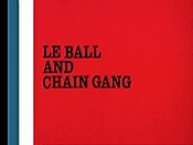 Le Ball And Chain Gang Cartoon Picture