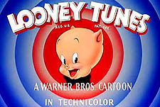 Looney Tunes Theatrical Cartoon Logo