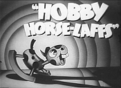Hobby Horse-Laffs Cartoon Picture