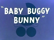 Baby Buggy Bunny Cartoon Picture