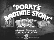 Porky's Badtime Story Cartoon Picture