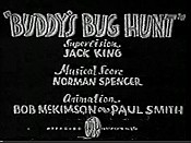 Buddy's Bug Hunt Cartoon Picture