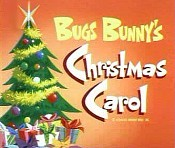 Bugs Bunny's Christmas Carol Picture Into Cartoon
