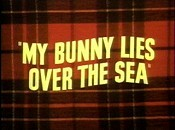 My Bunny Lies Over The Sea Cartoon Picture