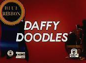 Daffy Doodles Picture To Cartoon
