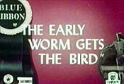 The Early Worm Gets The Bird Cartoons Picture