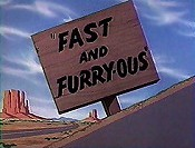 Fast And Furry-Ous Cartoon Picture