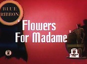 Flowers For Madame Free Cartoon Pictures
