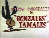 Gonzales' Tamales Cartoon Picture