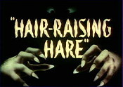 Hair-Raising Hare Cartoon Picture