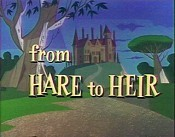 From Hare To Heir Cartoon Picture