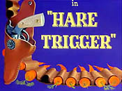 Hare Trigger Cartoon Funny Pictures