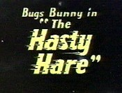 The Hasty Hare Picture Of Cartoon