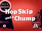 Hop Skip And A Chump Cartoon Picture