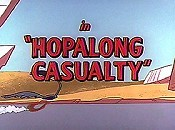 Hopalong Casualty Cartoon Picture