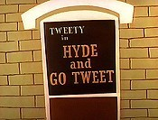 Hyde And Go Tweet Cartoon Picture