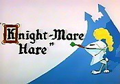 Knight-Mare Hare Cartoon Picture