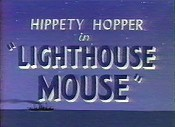 Lighthouse Mouse Cartoon Picture