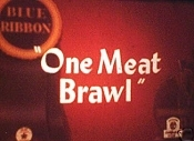 One Meat Brawl Cartoon Funny Pictures