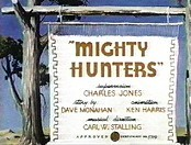 Mighty Hunters Picture To Cartoon