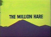 The Million Hare Picture To Cartoon