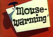 Mouse-Warming Cartoon Picture