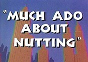 Much Ado About Nutting Free Cartoon Picture