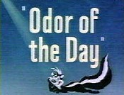 Odor Of The Day Pictures Of Cartoons