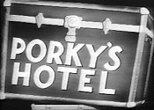 Porky's Hotel Cartoon Picture