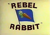 Rebel Rabbit Cartoon Picture