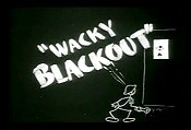 Wacky Blackout Cartoon Picture
