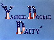 Yankee Doodle Daffy Cartoon Picture