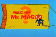 What's New, Mister Magoo?