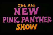 The All-New Pink Panther Show Episode Guide Logo