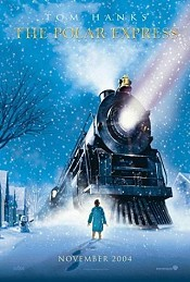 The Polar Express Picture Into Cartoon