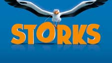 Storks Cartoon Picture