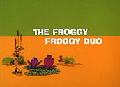 The Froggy Froggy Duo Cartoon Picture