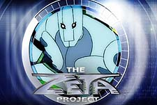 The Zeta Project Episode Guide Logo